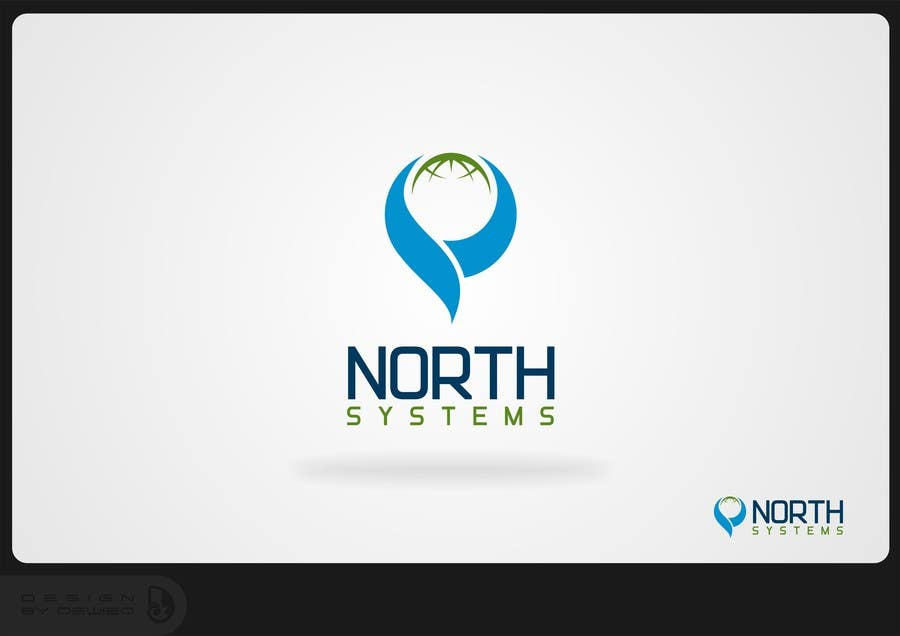 #40 for Professional Designers to design North Systems logo (IT company) by Dewieq