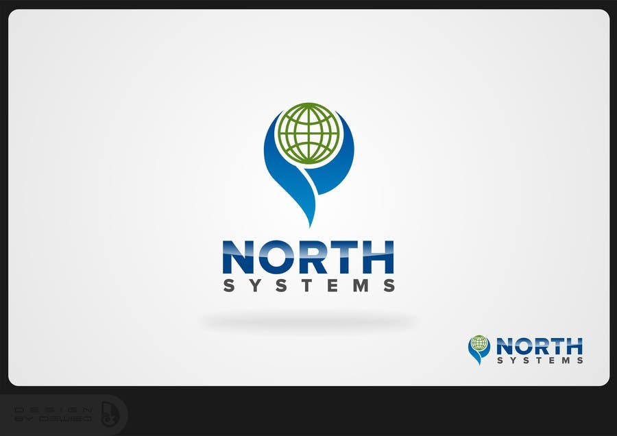#52 for Professional Designers to design North Systems logo (IT company) by Dewieq