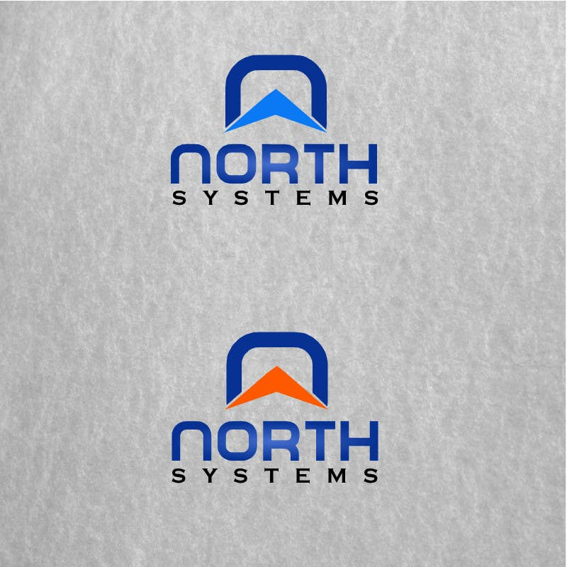#56 for Professional Designers to design North Systems logo (IT company) by putul1950