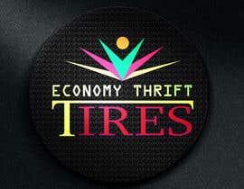 tishanmaduwantha tarafından Design a Logo for Economy thrift tires için no 46