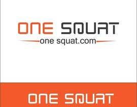 #37 untuk Design a Logo for OneSquat.com oleh faheemimtiaz