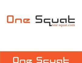 #39 untuk Design a Logo for OneSquat.com oleh faheemimtiaz