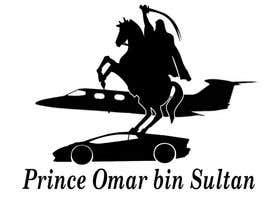 wittmaan tarafından Design a Logo: luxury line of clothing Prince Omar bin Sultan için no 26