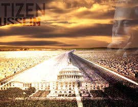 "#20 untuk Design a movie poster for ""Citizen Hussein"" oleh CharleneRonWork"