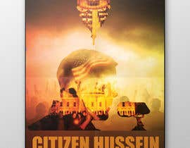 "#17 untuk Design a movie poster for ""Citizen Hussein"" oleh Visualconnect1"