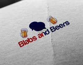 #11 untuk Design a avatar/logo/concept for Blabs and Beers event oleh cristinaa14