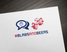 #4 untuk Design a avatar/logo/concept for Blabs and Beers event oleh Naumovski