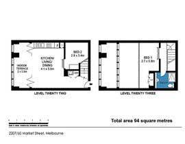 #7 untuk Edit a floorplan oleh gurcharanvista