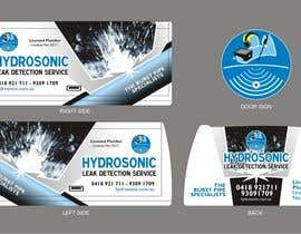 hmwijaya tarafından Graphic Design for Hydrosonic Leak Detection Service için no 50