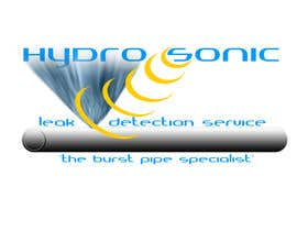 GlenTimms tarafından Graphic Design for Hydrosonic Leak Detection Service için no 2