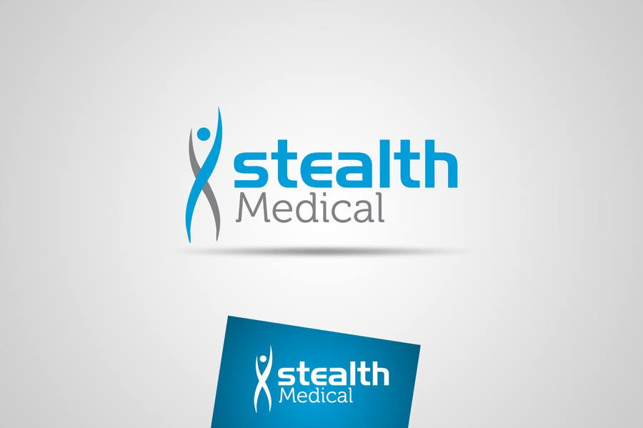 "#169 for Logo for ""Stealth Medical"" by amauryguillen"