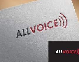 meodien0194 tarafından Logo Design for AllVoice için no 86