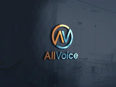eltorozzz tarafından Logo Design for AllVoice için no 209