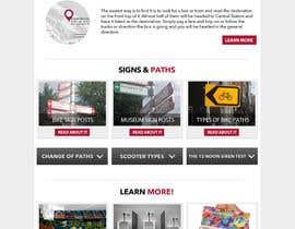 Nro 5 kilpailuun Build a three page for an e-commerce Store käyttäjältä JohnnyK13