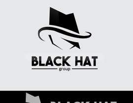medokhaled tarafından Design a Logo For Black Hat Group için no 27