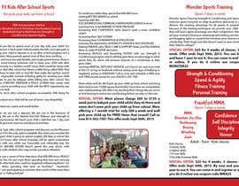 angelacini tarafından Design a trifold Brochure today! için no 11