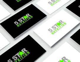 lucianito78 tarafından Design a Logo - 5 Star Nutrition için no 947