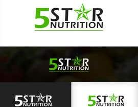ZWebcreater tarafından Design a Logo - 5 Star Nutrition için no 753