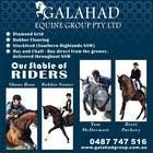 Graphic Design Inscrição do Concurso Nº28 para Graphic Design for Galahad Equine Group Pty Ltd