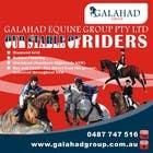 Graphic Design Inscrição do Concurso Nº35 para Graphic Design for Galahad Equine Group Pty Ltd
