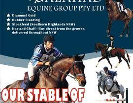 #38 untuk Graphic Design for Galahad Equine Group Pty Ltd oleh vennqi