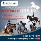 Graphic Design Inscrição do Concurso Nº34 para Graphic Design for Galahad Equine Group Pty Ltd