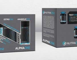 creatrixdesign tarafından Supplement Box Kit - AlphaOne için no 10