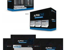 mpkz tarafından Supplement Box Kit - AlphaOne için no 2