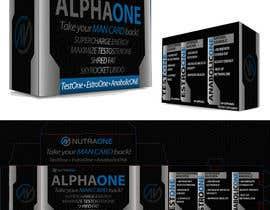 darylmarinduque tarafından Supplement Box Kit - AlphaOne için no 29