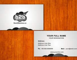 #3 untuk Corporate Image: Business Card, envelope, iPhone screen,etc. oleh amitpadal