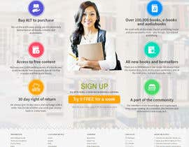 stellent tarafından Design a landing page within our website design için no 18