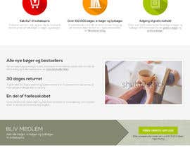 updated6188 tarafından Design a landing page within our website design için no 4