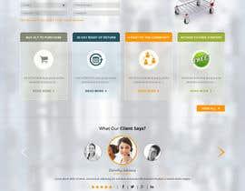 xsasdesign tarafından Design a landing page within our website design için no 13