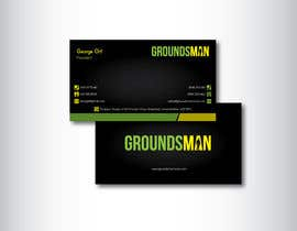 Nro 113 kilpailuun Design some Stationery for Groundsman, cards, letter heads and email footers käyttäjältä GeorgeOrf