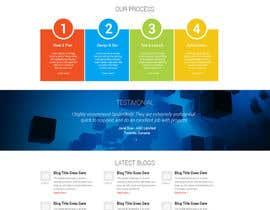 Nro 3 kilpailuun Design a 4 page Website Mockup for us käyttäjältä uxidiom