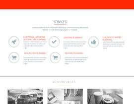 Nro 6 kilpailuun Design a 4 page Website Mockup for us käyttäjältä lassoarts
