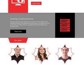 Nro 11 kilpailuun Design a 4 page Website Mockup for us käyttäjältä manojkaninwal
