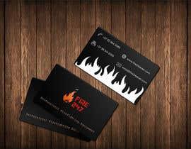 asikata tarafından Fire247 Business card için no 7