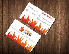 asikata tarafından Fire247 Business card için no 12