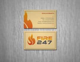 jhashivshankar8 tarafından Fire247 Business card için no 15