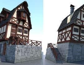 Leandrocm3 tarafından 100+ isometric building designs for mobile city building game için no 16