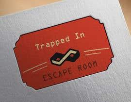 mno55a4c92a22e8b tarafından Create the World's Best escape room logo! için no 41