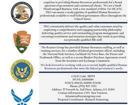 Swarup015 tarafından Design a flyer/one-pager/capabilities statement için no 5