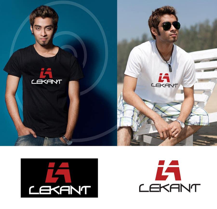 Proposition n°268 du concours Design a Logo for Lekant
