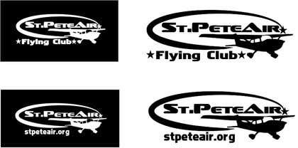 zbigniew72 tarafından St. Pete Air Aviation Services Print Material için no 4