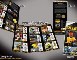 lheyartist tarafından Design a Brochure için no 9