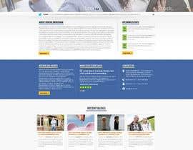 nikil02an tarafından Design a Website Home & 2 Internal Pages için no 21