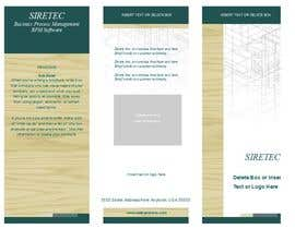 #9 untuk Template designs for brochures, white Papers, eNews & Landing pages - Field Service Software oleh susansigner