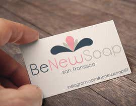 #65 for Handmade Natural Soap Business Logo by RHARPER25