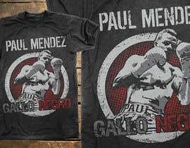 db1404 tarafından Design a T-Shirt for Paul Mendez için no 11